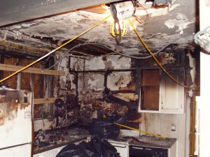 Water Damage Port Huron Michigan