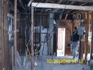 Water Damage Ann Arbor Michigan