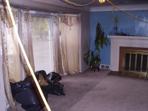 Water Damage Troy MI