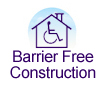 BARRIER-FREE CONSTRUCTION
